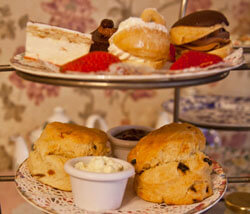 brambles english tea room naples scones pastries